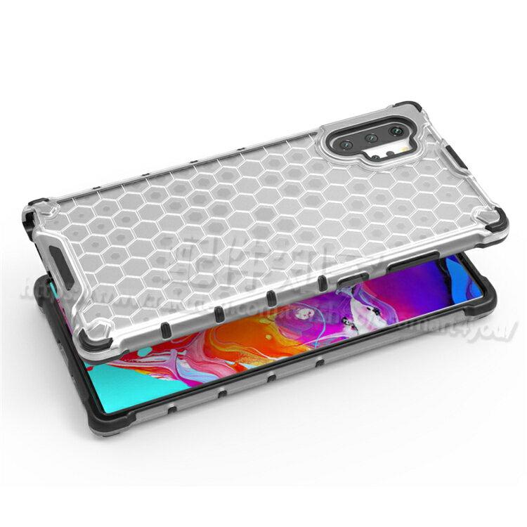 【抗摔蜂巢殼】三星 SAMSUNG Galaxy Note 10+ N976 6.8吋 雙料氣墊保護殼/四角強化防震防摔/散熱保護套/抗刮軟殼背蓋-ZW