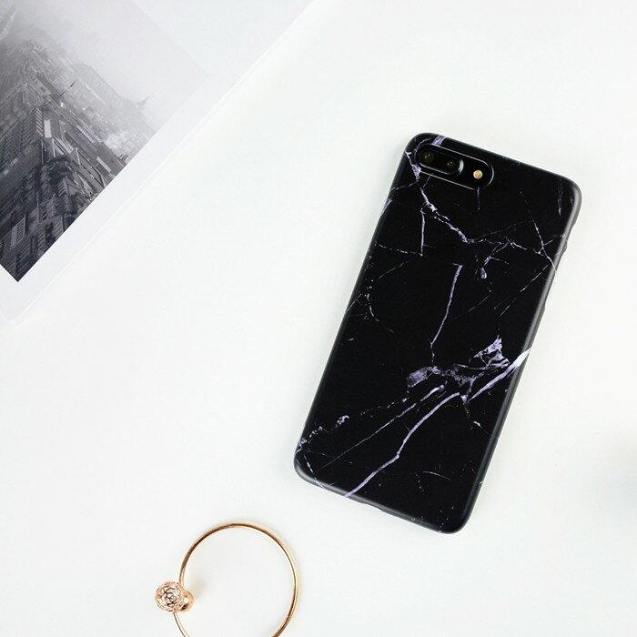 大理石殼 #C003 iPhone  手機殼