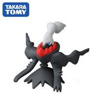 Pokemon:精靈寶可夢到【日本正版】達克萊伊 Darkrai 寶可夢 造型公仔 MONCOLLE-EX 神奇寶貝 TAKARA TOMY - 968641