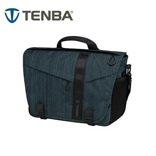 ◎相機專家◎TenbaMessengerDNA13特使肩背包攝影側背包鈷藍638-377公司貨