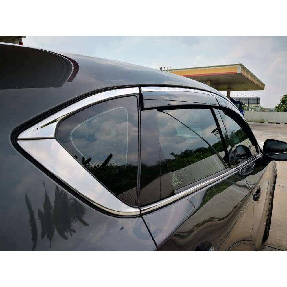 【昱光汽車改裝精品】 CX5 二代專用 晴雨窗 八件式 帶走價 新品上市!