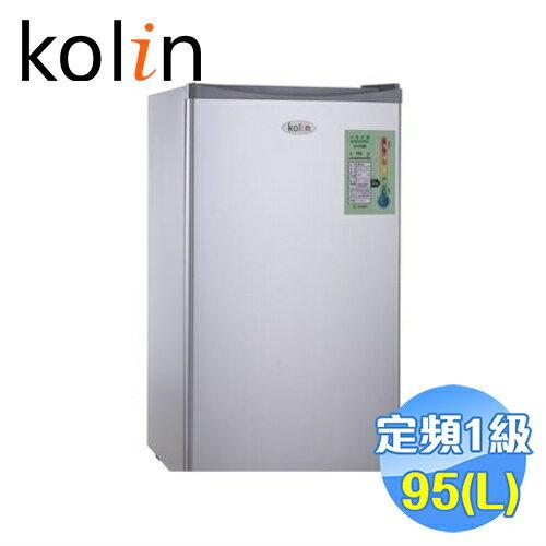 歌林 Kolin 95公升單門小冰箱 KR-110S01