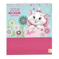 迪士尼 2018年 三角桌曆 Disney Calendar 月曆 行事曆 年度計畫 備忘錄 星座物語 瑪麗貓、史迪奇、奇奇蒂蒂、冰雪奇緣、米奇米妮、小熊維尼