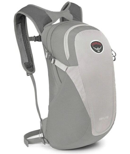【鄉野情戶外用品店】 Osprey |美國| DAYLITE 13 輕便背包/健行背包 旅行背包 水袋背包 攻頂包-冰晶白/Daylite13 【容量13L】