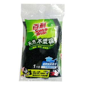 3M 百利 菜瓜布-細緻鍋具專用 木漿棉菜瓜布 好握型(520T-2M) 1入