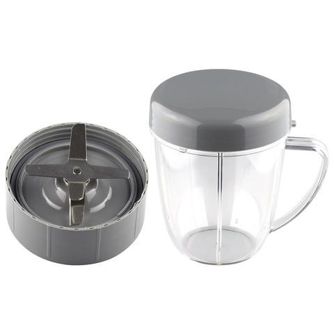 1 Extractor Blade + 1 18 oz Handled Short Cup w/ Stay Fresh Lid Nutribullet Combo NB-101 3b84ccf4cc14cbfcd9e763b4ad63740e