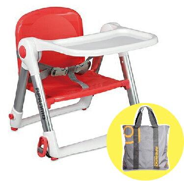 【獨家送原廠兩用提袋】英國 Apramo QTI Flippa 摺疊式兒童餐椅-7色 1