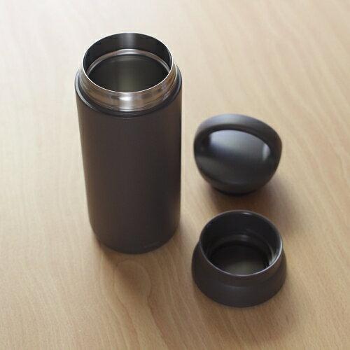 KINTO/ 極簡約保溫瓶 500ml 鐵灰