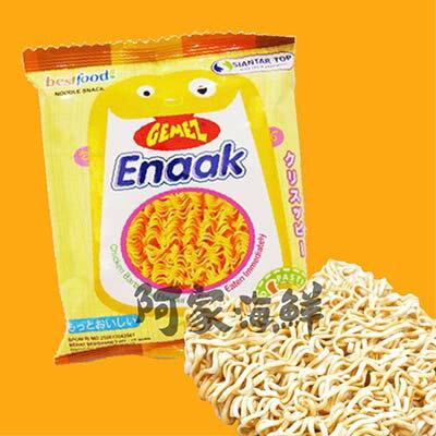 Enaak小雞香脆點心麵480g盒(16gx30入)