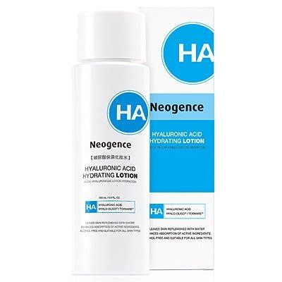 Neogence霓淨思 玻尿酸保濕化妝水 180mL正貨封膜/效期2019 {淨妍美肌】