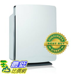 [107美國直購] Alen BreatheSmart FIT50 Customizable Air Purifier with HEPA-Silver Filter to Remove Allergies Mold