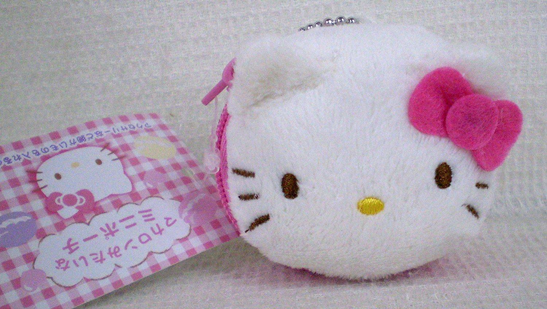 X射線【C345535】Hello Kitty 馬卡龍包附鍊,美妝小物包/筆袋/面紙包/化妝包/零錢包/收納包/皮夾/手機袋/鑰匙包