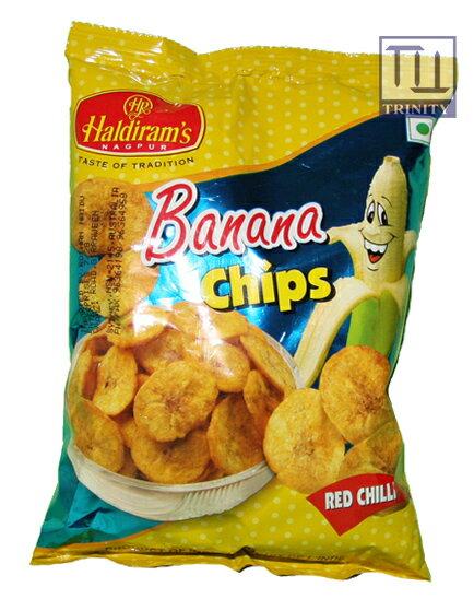Banana Chips Red Chilli 印度香蕉脆片(辣味)