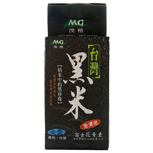 茂格 台灣黑糯糙米 600g