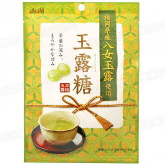 Asahi Food朝日八女玉露綠茶糖 (84g)