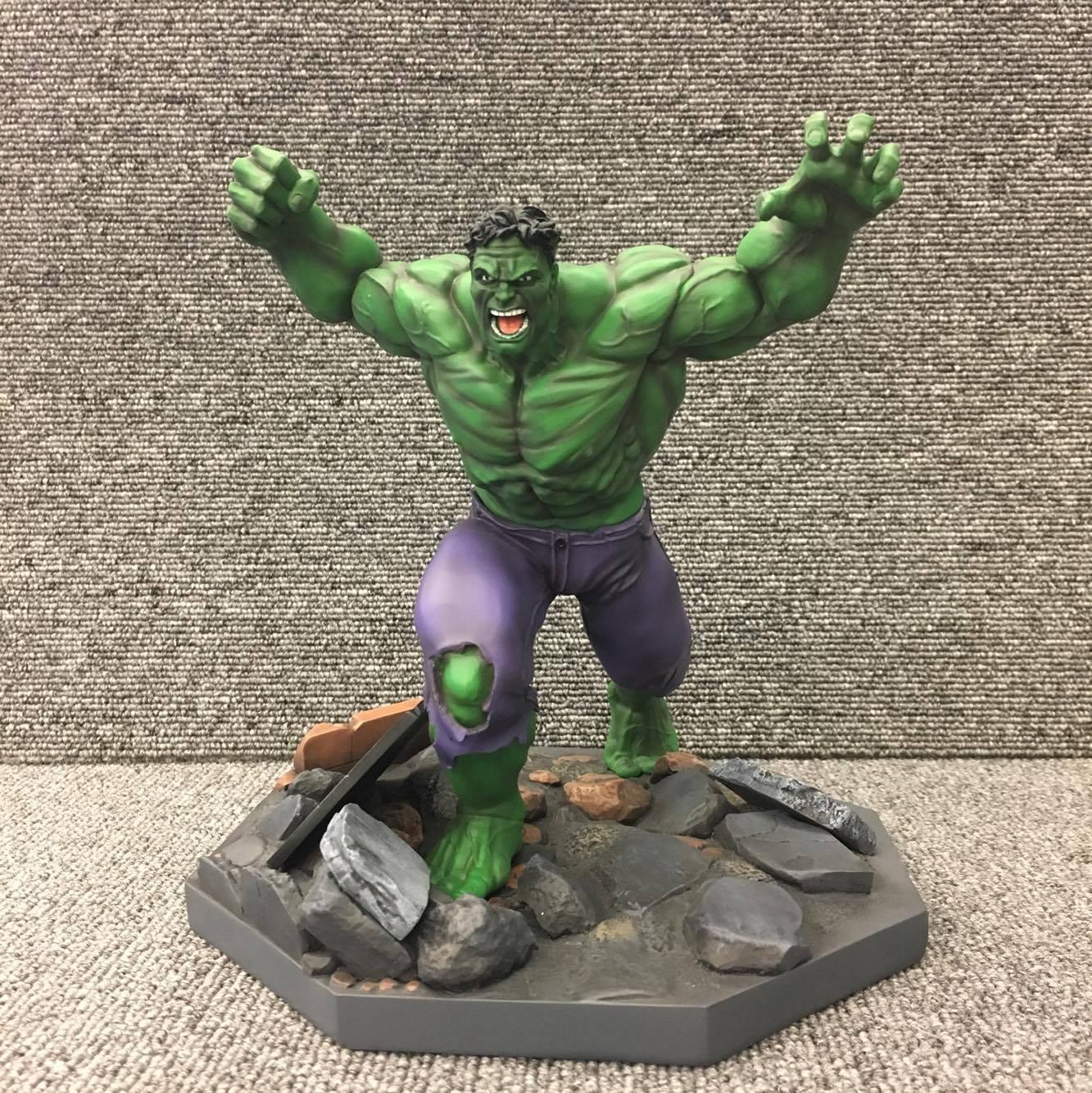 BEETLE 全新 BAIT x MARVEL HULK 綠巨人浩克 復仇者聯盟 公仔 玩偶 聖誕禮物