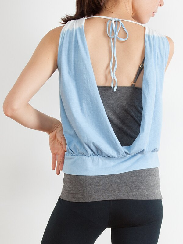 【Bali】100%有機棉Gillet短罩衫 0