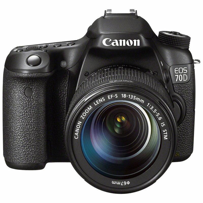 ◎相機專家◎ Canon EOS 70D KIT 含18-135mm STM 彩虹公司貨