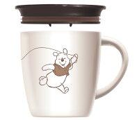 小熊維尼周邊商品推薦小熊維尼 保溫 馬可杯 水杯 保溫杯 日貨 正版授權 J00010080