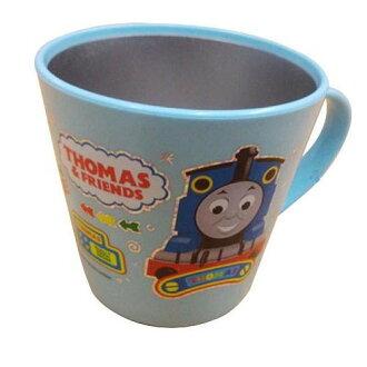 【真愛日本】 17051300001 單耳不鏽鋼杯-TOMS藍 三麗鷗 THOMAS 湯瑪士小火車 水杯 杯子 茶杯