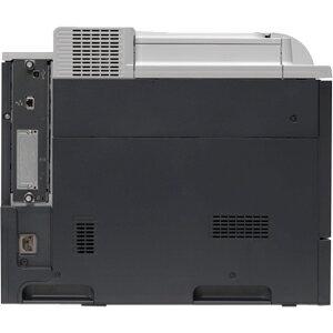 HP LaserJet CP4000 CP4525N Laser Printer - Color - 1200 x 1200 dpi Print - Plain Paper Print - Desktop - 42 ppm Mono / 42 ppm Color Print - Letter, Legal, Executive, Postcard, Envelope No. 10, Envelope No. 9, Monarch Envelope, Statement - 600 sheets Stand 2