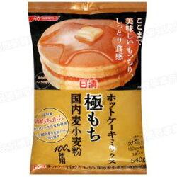 日清極致濃郁鬆餅粉(540g)  甜園小舖