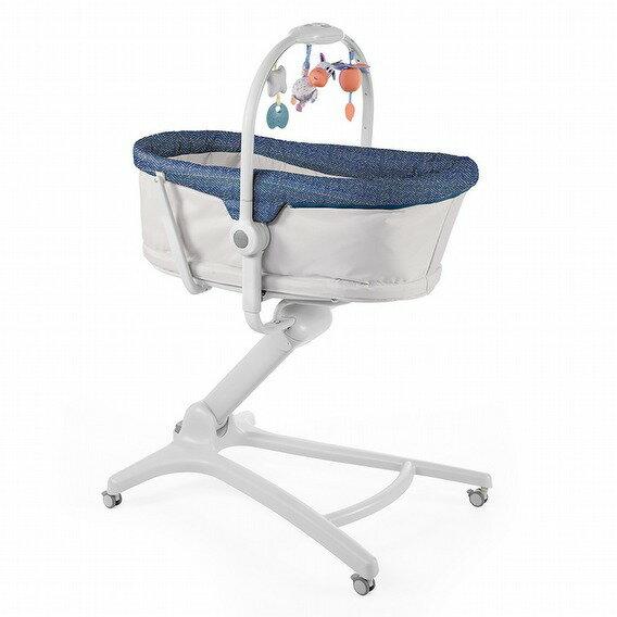 【Chicco】Baby Hug 多功能成長安撫嬰兒床 0