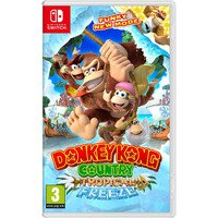 Donkey Kong Country: Tropical Freeze Video Game for Nintendo Switch Region Free