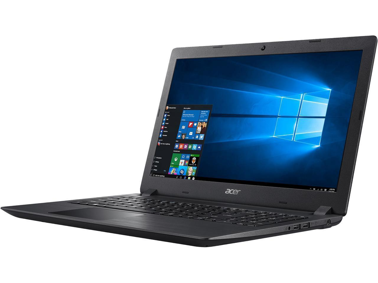 "Acer 15.6"" Laptop Intel Celeron 2.40GHz 4GB Ram 1TB HDD Windows 10 1"
