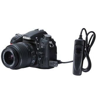 攝彩@Nikon尼康MC-DC2 D5100 D5200 D7000 D7100 D3100 D3200電子快門線-21102