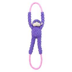 【SofyDOG】ZippyPaws 一起拔河吧-超耐拉扯啾啾猴  有聲玩具