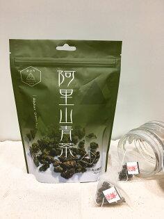 茶立方Tea Life Fun:【茶立方】小資茶包系列-阿里山青茶20入