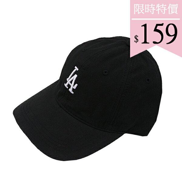 老帽-韓系刺繡字母棒球帽-2040-JII