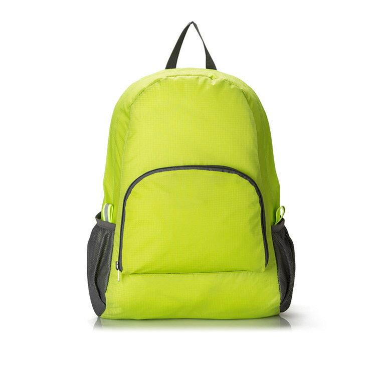 旅行袋 輕薄多功能可折疊旅行包後背包【MJ001】 BOBI  12 / 01 1