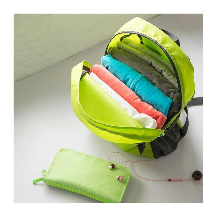 旅行袋 輕薄多功能可折疊旅行包後背包【MJ001】 BOBI  12 / 01 5