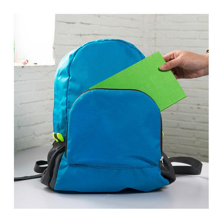 旅行袋 輕薄多功能可折疊旅行包後背包【MJ001】 BOBI  12 / 01 6