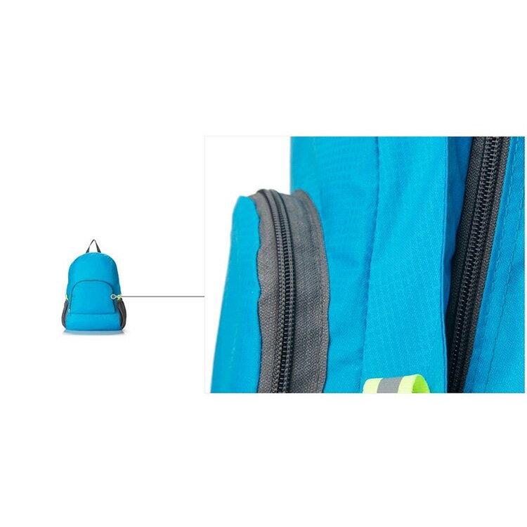 旅行袋 輕薄多功能可折疊旅行包後背包【MJ001】 BOBI  12 / 01 8