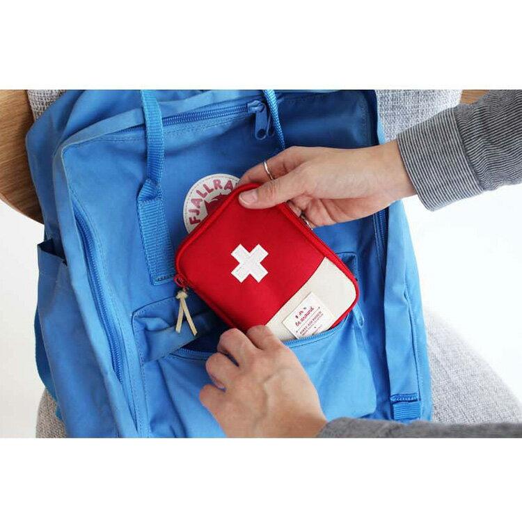 旅行袋 攜帶式急救包隨身藥品收納包【MJY001】 BOBI  12 / 01 2