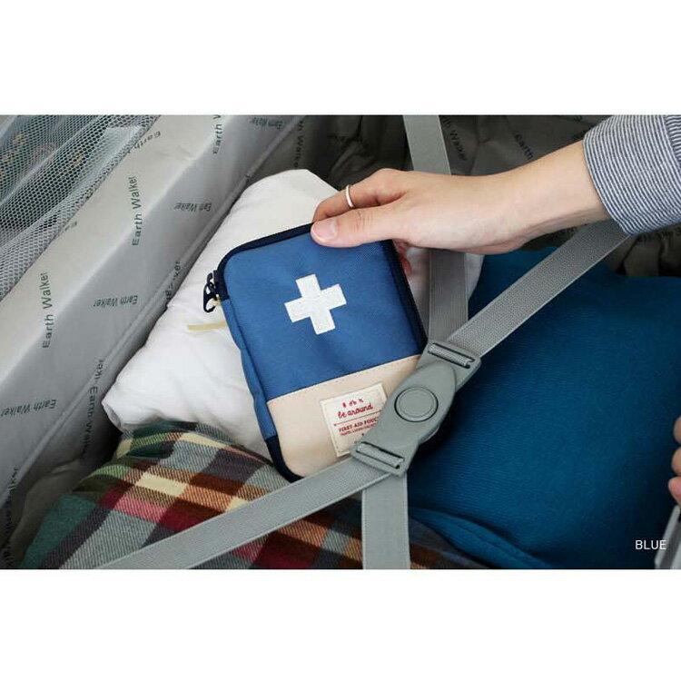 旅行袋 攜帶式急救包隨身藥品收納包【MJY001】 BOBI  12 / 01 5