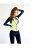 四件式泳裝 長袖防曬泳衣多件式浮潛長褲泳裝【SF8025X】 BOBI  07 / 28 5
