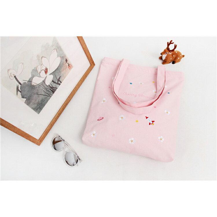 手提包 手提包 帆布袋 手提袋 環保購物袋 【SPC05】 BOBI  10 / 06 5