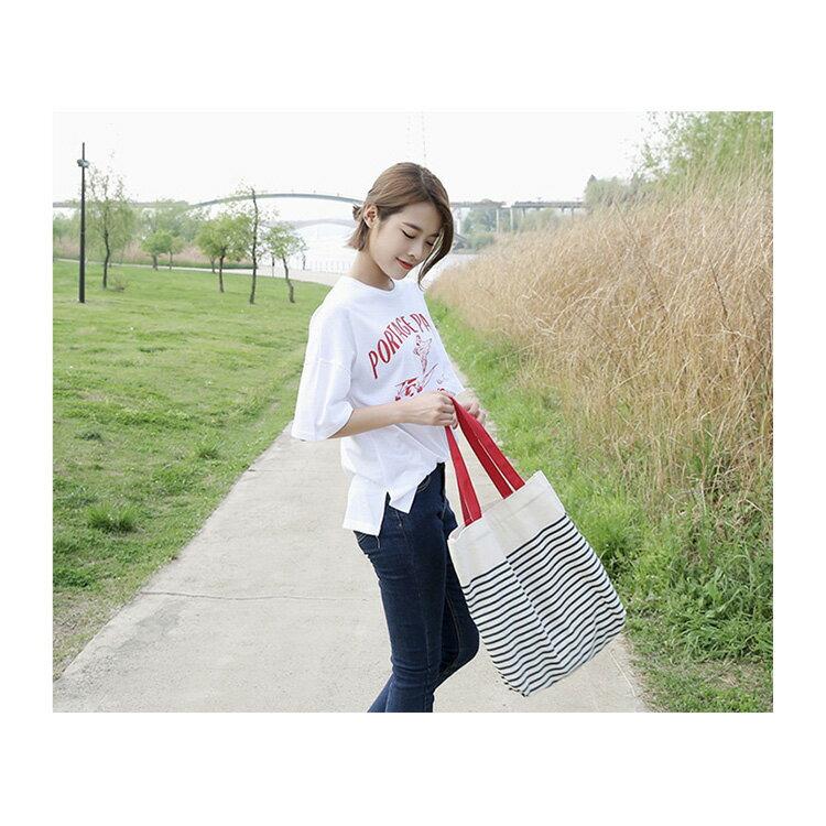 手提包 帆布包 手提袋 環保購物袋【SPE02】 BOBI  11 / 10 4