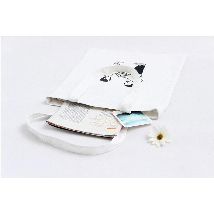 手提包 帆布包 手提袋 環保購物袋【SPGK10】 BOBI  11 / 10 4