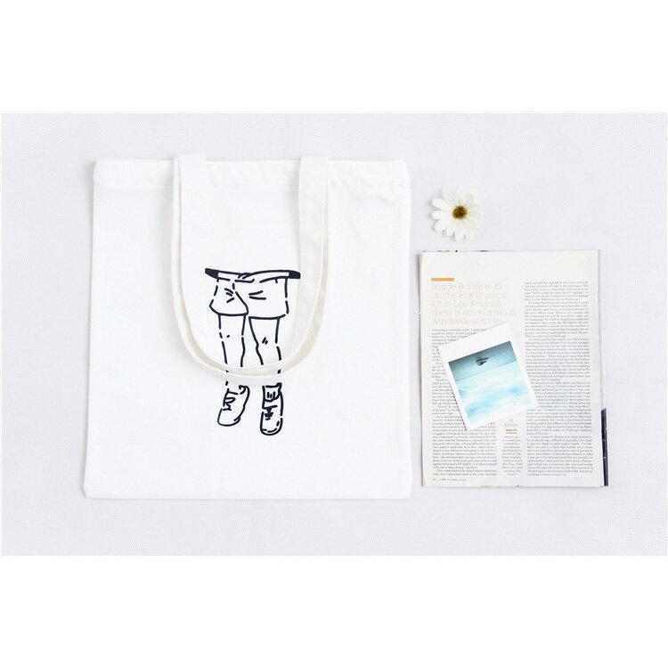 手提包 帆布包 手提袋 環保購物袋【SPGK10】 BOBI  11 / 10 5