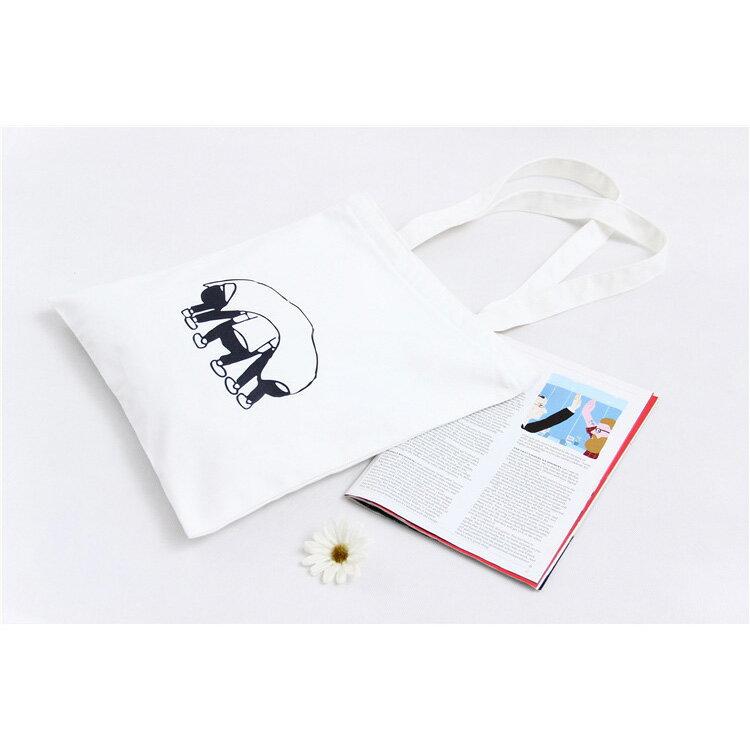 手提包 帆布包 手提袋 環保購物袋【SPGK10】 BOBI  11 / 10 6