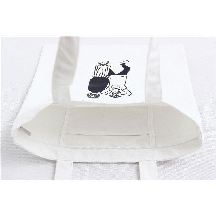 手提包 帆布包 手提袋 環保購物袋【SPGK10】 BOBI  11 / 10 7