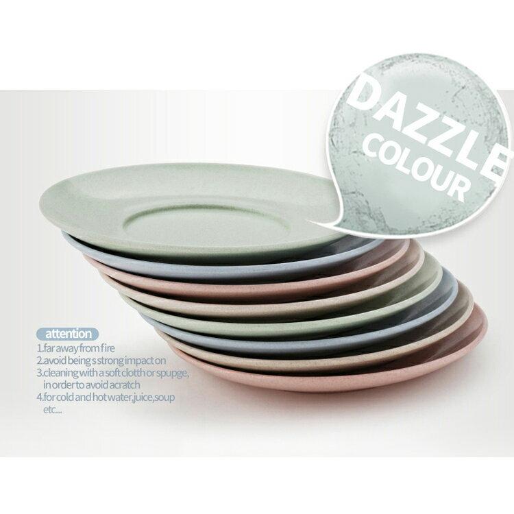 環保多功能餐具 盤子 水果盤 小圓盤 (四入組) 15*2【WS0504】 BOBI  09 / 22 6