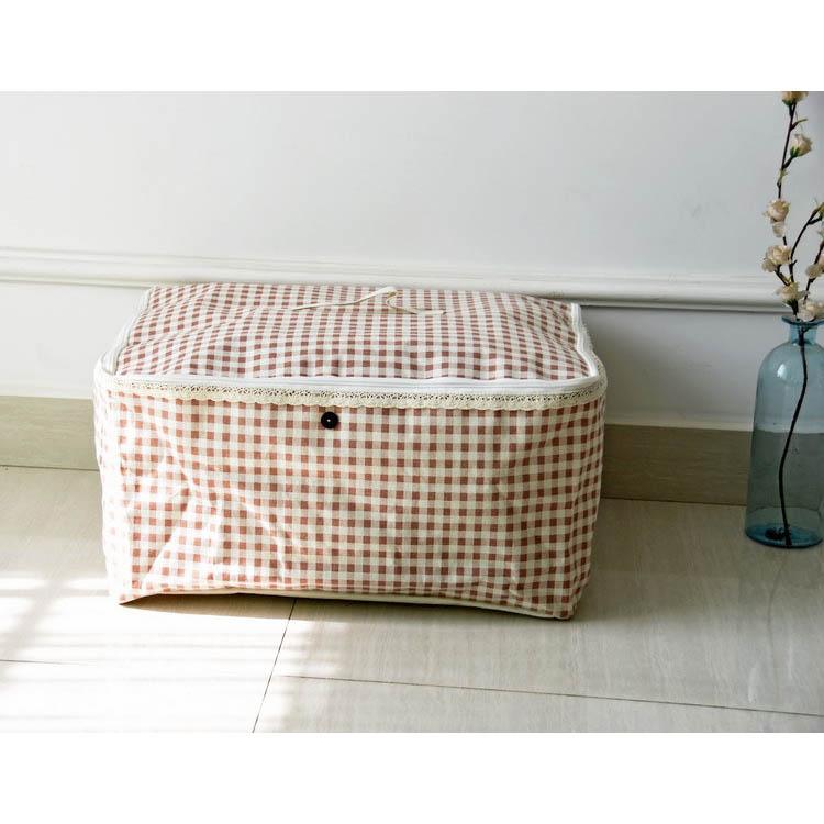 收納盒 超大收納洗衣籃 玩具雜貨收納  50*40*25【ZA0679F】 BOBI  09 / 14 5