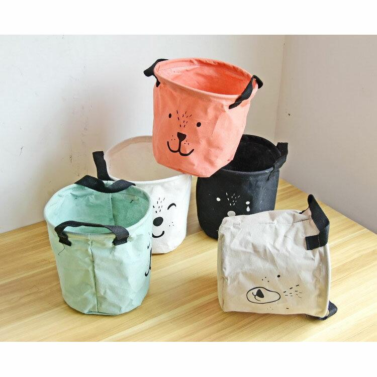 收納筒 超大收納洗衣籃 玩具雜貨收納  20*18.5【ZA0766】 BOBI  09 / 14 1
