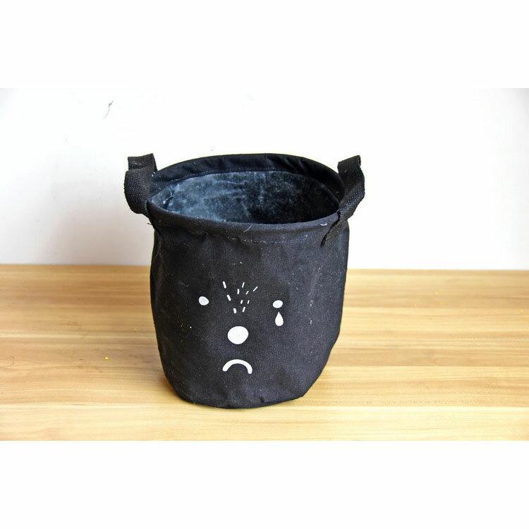 收納筒 超大收納洗衣籃 玩具雜貨收納  20*18.5【ZA0766】 BOBI  09 / 14 5
